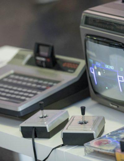 philips g7000 Konsole aus 1978