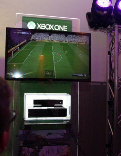 Fifa Match auf der Xbox One